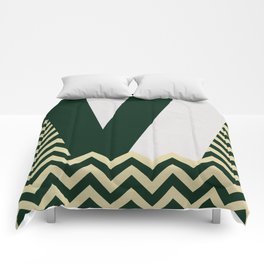 V. Comforters