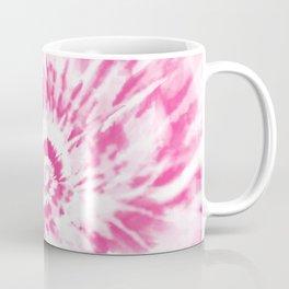 Light Pink Tie Dye Coffee Mug