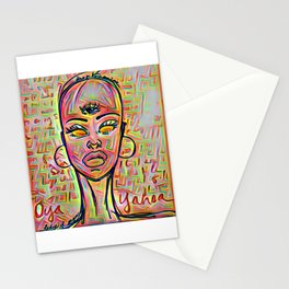 Maferefun Oya Stationery Cards