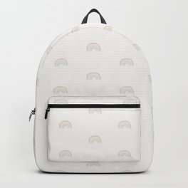 Simple Rainbow // The Promise Backpack