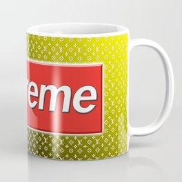 Supreme LV Coffee Mug