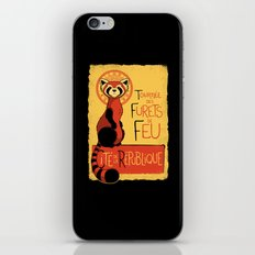 Les Furets de Feu iPhone & iPod Skin