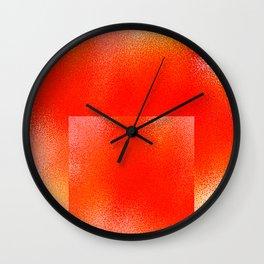 Sunburn Wall Clock