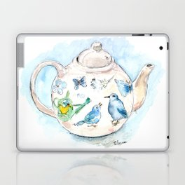 Tea in Wonderland Laptop & iPad Skin