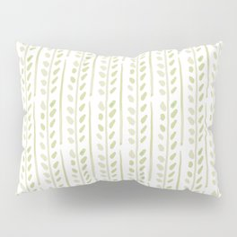 Helecho stripes Pillow Sham