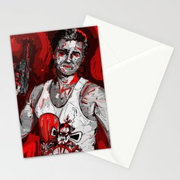 Jack Burton Tribute (Red Version) Stationery Cards