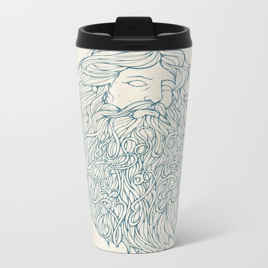 Zeus Metal Travel Mug