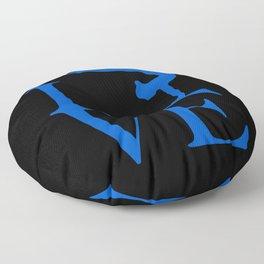 Gymnast Love Floor Pillow
