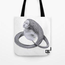 """Un"" - Cogita series character Tote Bag"