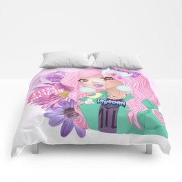 bishoujo girl gang unicorn queen Comforters