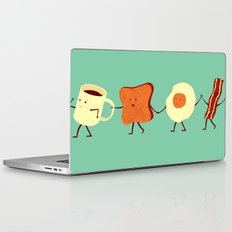 Let's All Go And Have Breakfast Laptop & iPad Skin