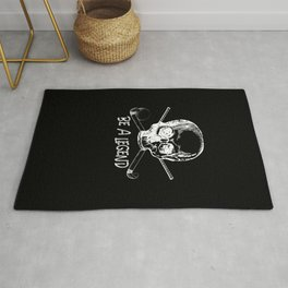 Field Hockey Be a Legend player gift Rug