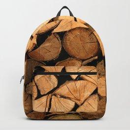Wood Backpack
