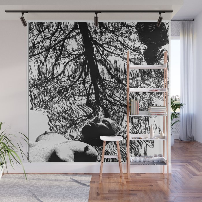 Asc 782 L Animus The End Wall Mural By Apolloniasaintclair Society6