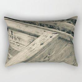 I Exist Too Rectangular Pillow