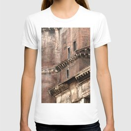 Pantheon of Rome Side View T-shirt