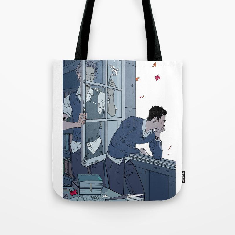 Tote Bag By Cassandrajean Society6