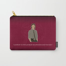 Criminal Minds - Reid Carry-All Pouch