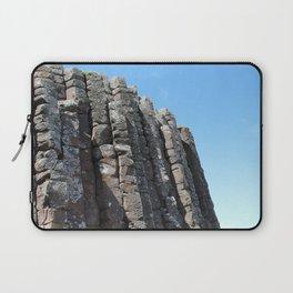 Giant's Causeway columns Laptop Sleeve