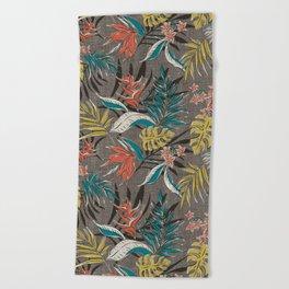 Bali Tropics - Cabana Beach Towel