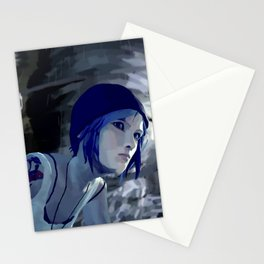 Chloe and The Storm Stationery Cards
