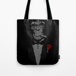 Monkey Business Tote Bag