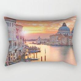 VENICE AT SUNRISE Rectangular Pillow