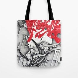 Sacrifice - Trigun Tote Bag