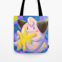 Cleffa Tote Bag