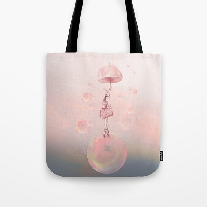 Dance in the dream Tote Bag