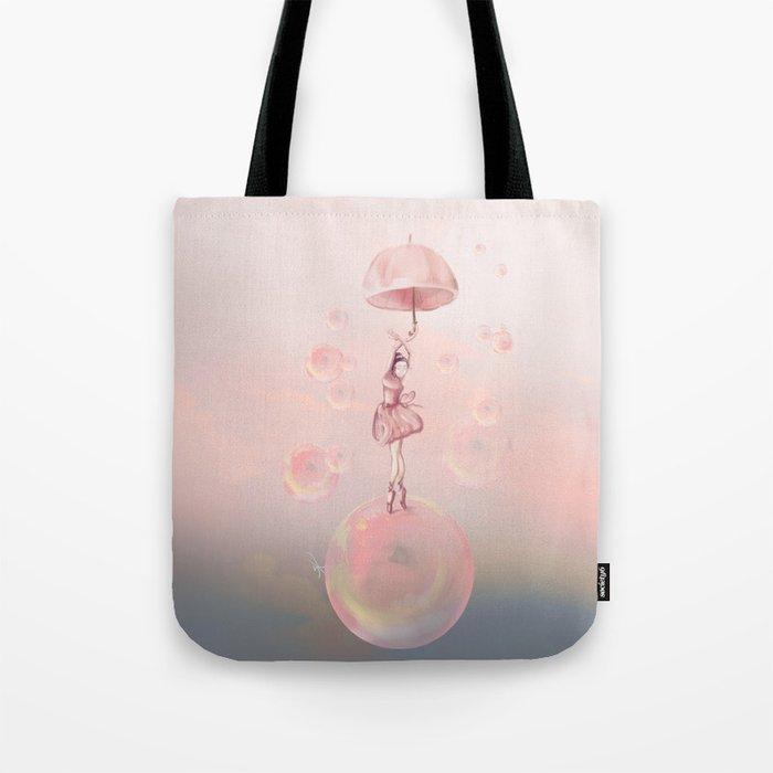 Dance in the dream Tote Bag