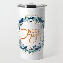 Book Dragon Travel Mug