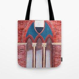 Finestra a Siena Tote Bag