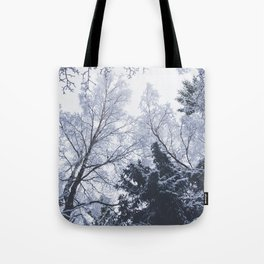 Scared cities Tote Bag