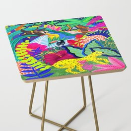 Jungle Party Animals Side Table