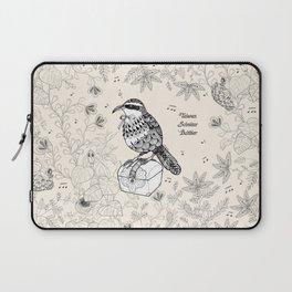 Taiwan Scimitar Babbler Laptop Sleeve