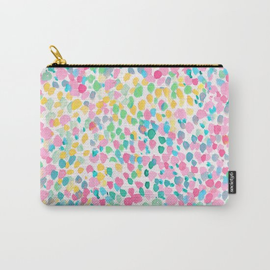 Lighthearted Summer Carry-All Pouch