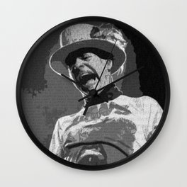Ahead by a Century - Gord Downie from the Tragically Hip Wall Clock