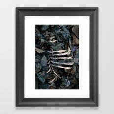 Lovely Bones. Framed Art Print