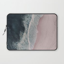 Sands of Cameo Pink Laptop Sleeve