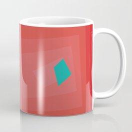 MinimalBlue Coffee Mug