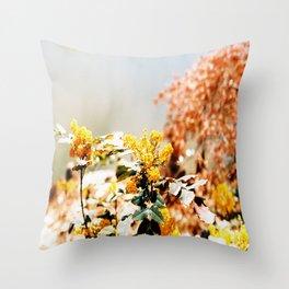 summer solstice 6 Throw Pillow