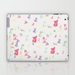 Dogs Puppy Cute Puppies Doglover Puppies Labrador Retriever Beagle Boxer Dachshund Laptop & iPad Skin