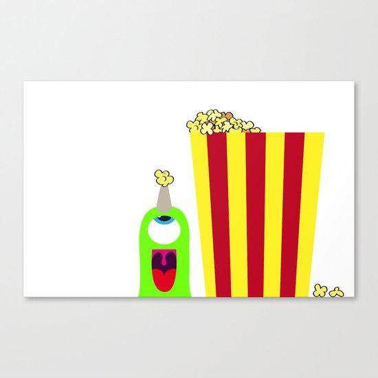 Bubol POP Canvas Print