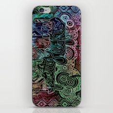 All of the Glowing Lights iPhone & iPod Skin