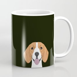 Darby - Beagle gifts for pet owners and dog person with a beagle Coffee Mug
