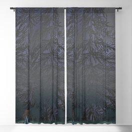 Broken Hearted Blackout Curtain