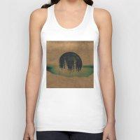 oasis Tank Tops featuring oasis? by KrisLeov