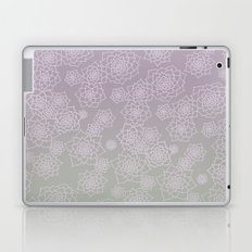 Faded Desert Floral Laptop & iPad Skin