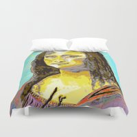 renaissance Duvet Covers featuring Renaissance by Jason Perkins Designs